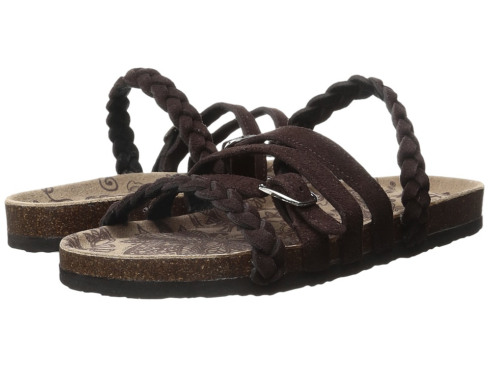 MUK LUKS Terri (Chocolate) Women
