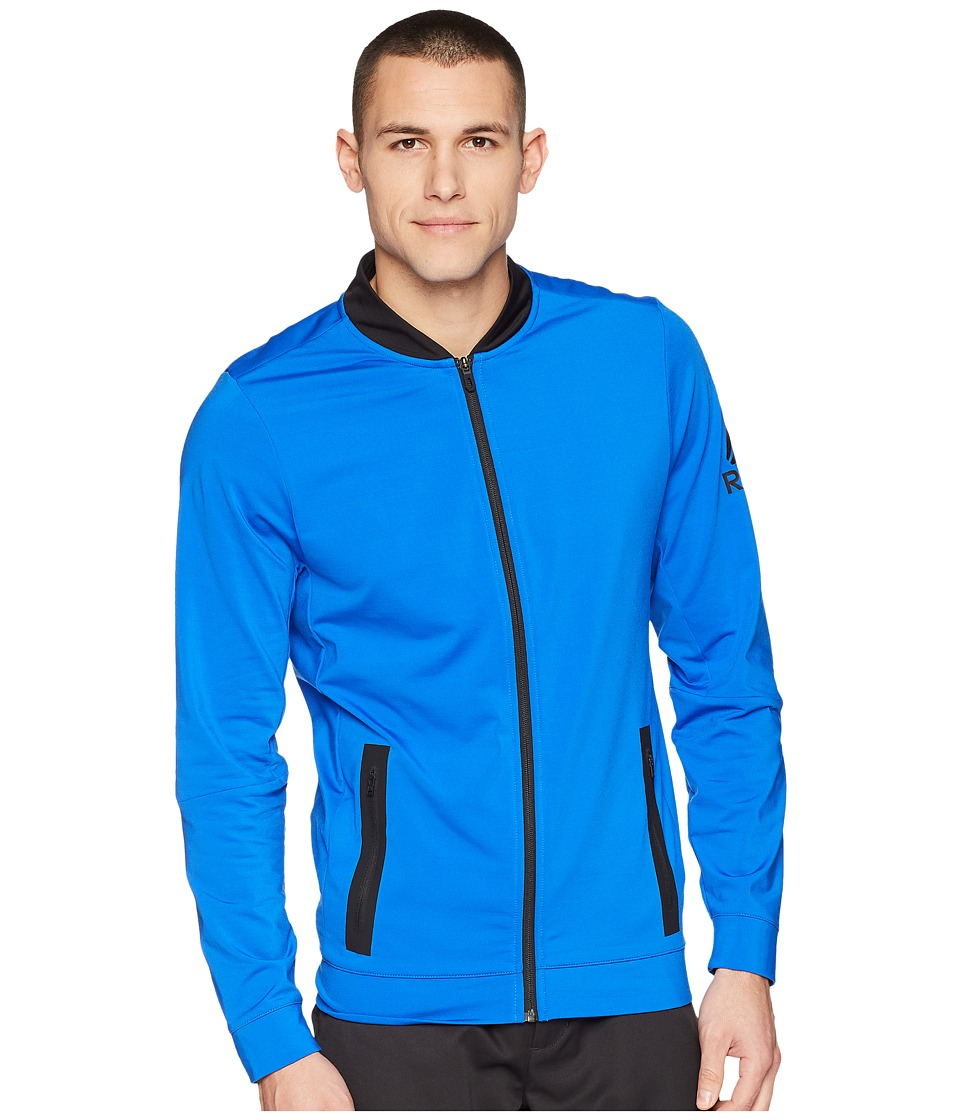Reebok HEXAWARM Track Jacket (Vital Blue) Men