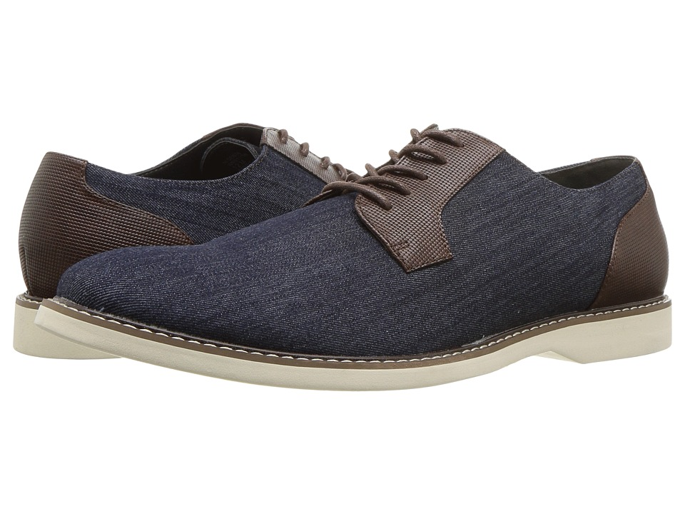 Steve Madden Dent 6 (Navy) Men