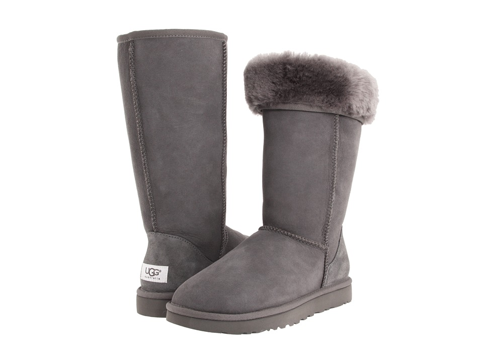 UGG - Classic Tall (Grey) Women's Boots