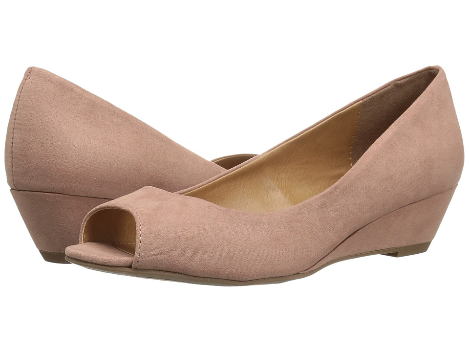 CL By Laundry Hartley (Dusty Rose Super Suede) Women