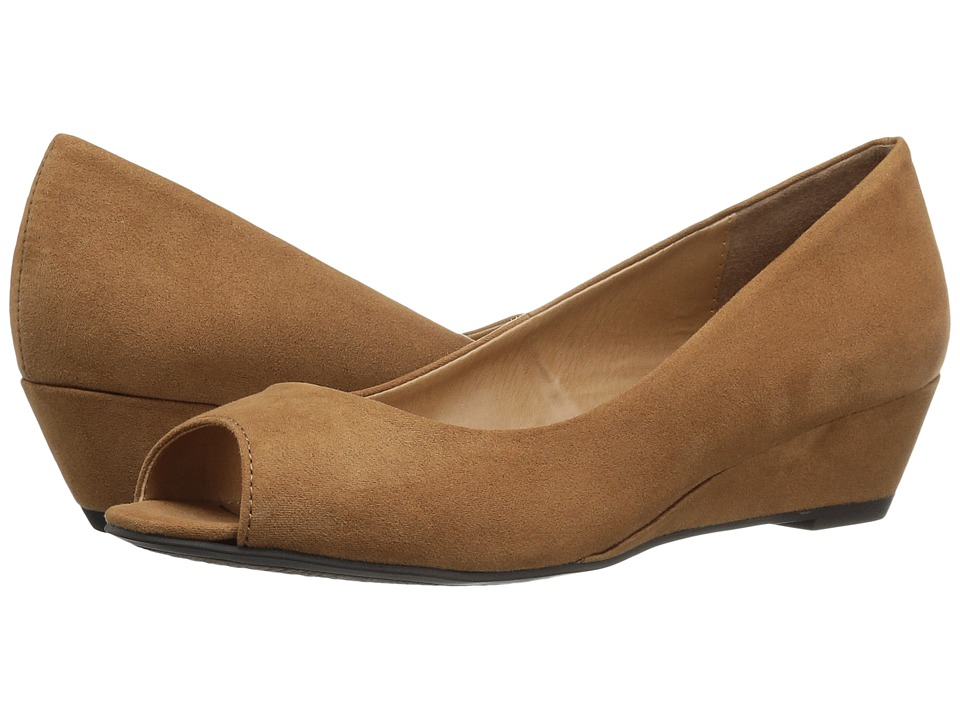 CL By Laundry Hartley (Luggage Super Suede) Women