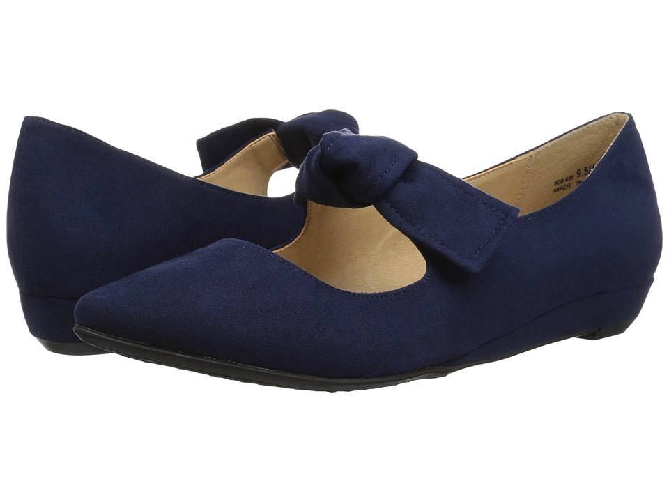 CL By Laundry Singer (Navy Super Suede) Women