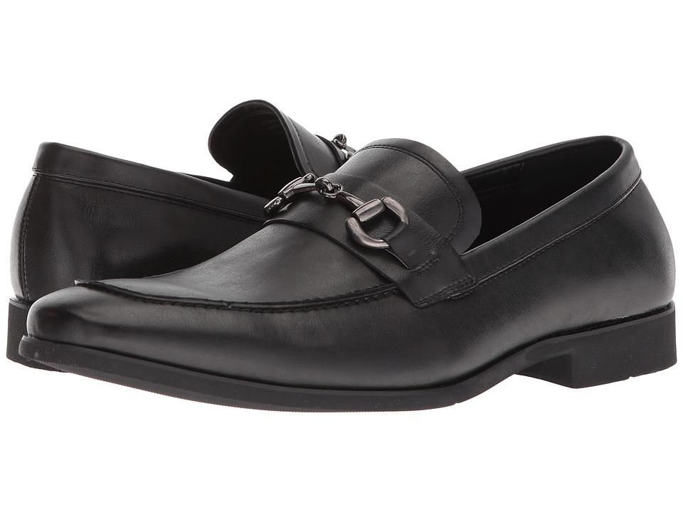 Kenneth Cole Unlisted Stay Loafer (Black) Men