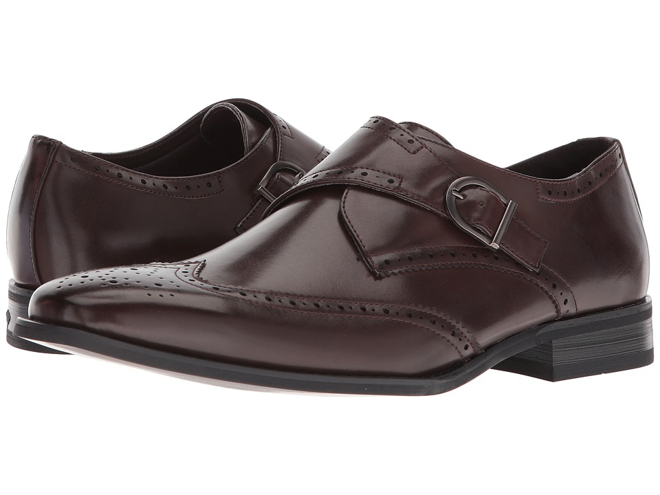 Kenneth Cole Unlisted Bryce Monk (Brown) Men