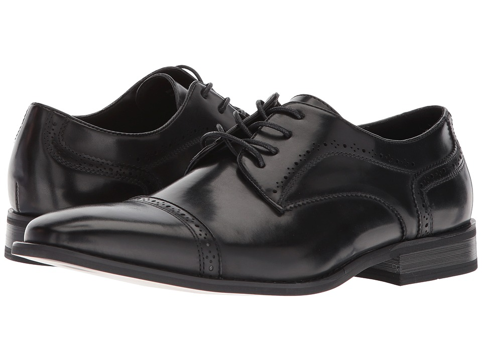 Kenneth Cole Unlisted Bryce Lace-Up (Black) Men