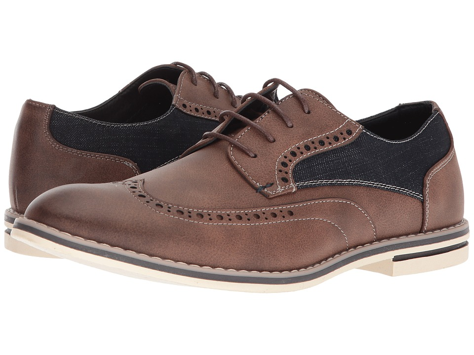 Kenneth Cole Unlisted Ozzie Lace-Up (Brown) Men