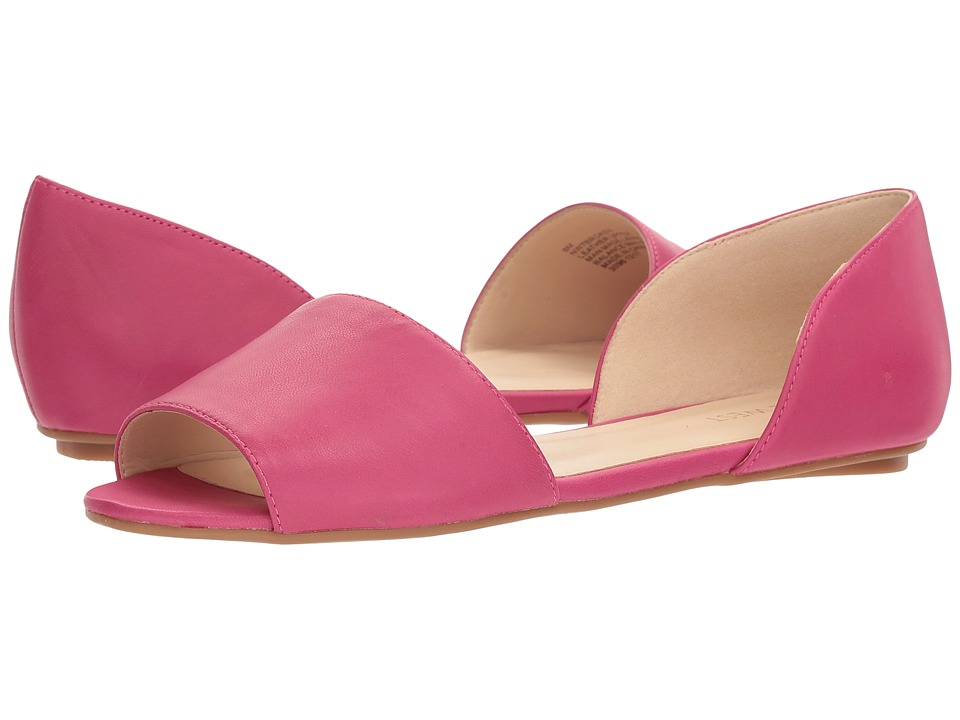 Nine West Broken (Pink Leather) Women