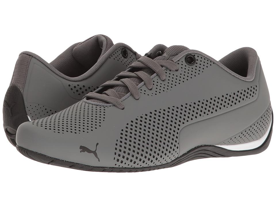 PUMA Drift Cat 5 Ultra (Quiet Shade/Puma Black) Men's Shoes