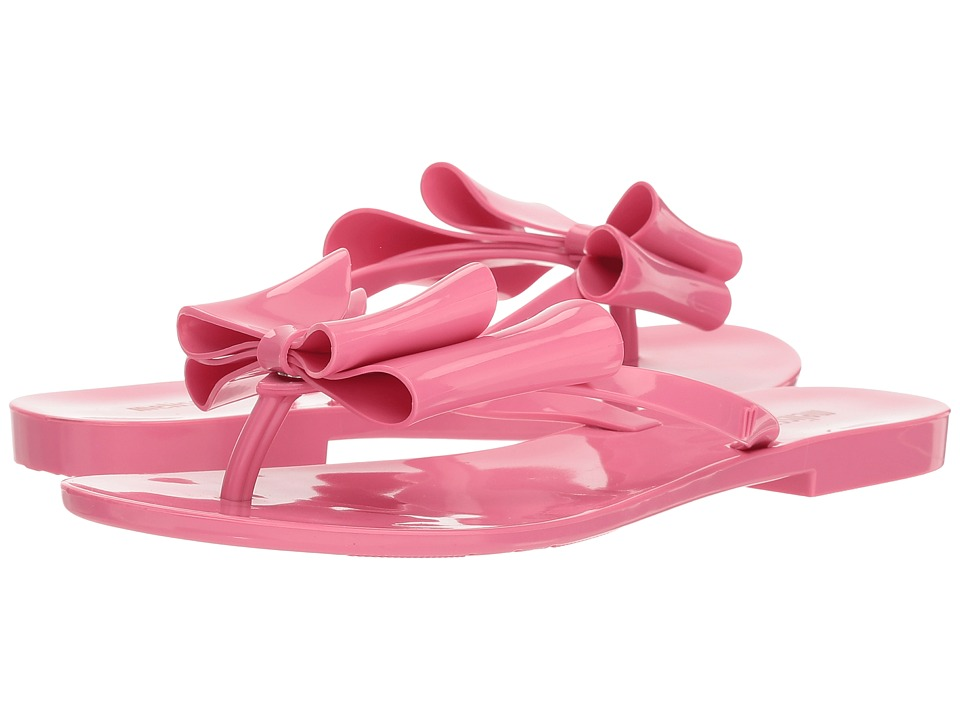 Melissa Shoes Harmonic Bow IV (Pink Candy) Women