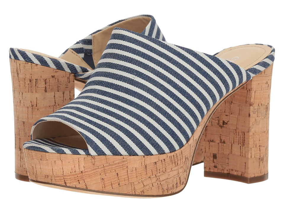 Charles by Charles David Miley (Navy Striped) Women