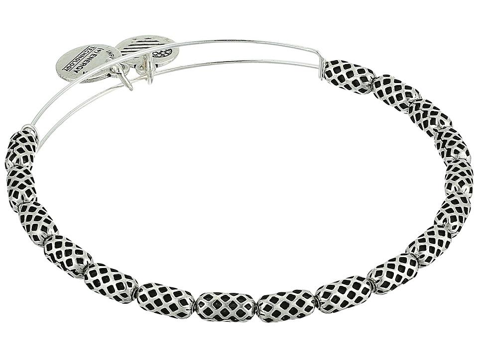 Alex and Ani - Beehive Bracelet (Rafaelian Silver) Bracelet