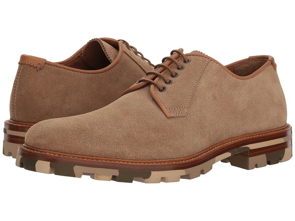 Aquatalia James Tan Mens Lace up casual Shoes