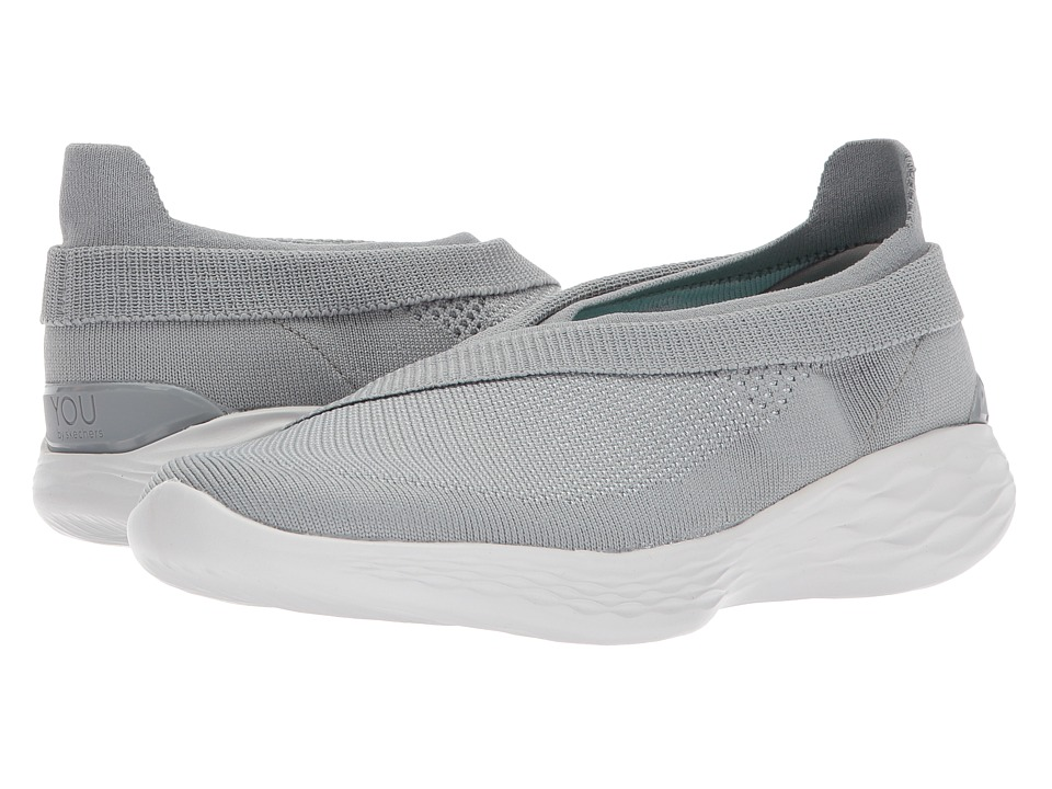 SKECHERS Performance You Luxe (Gray) Women