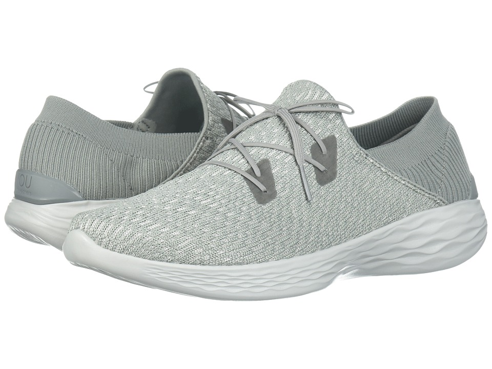 SKECHERS Performance You Reveal (Gray) Women