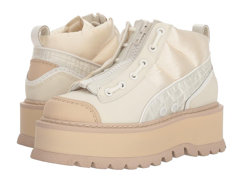 PUMA Sneaker Boot Zip (Marshmallow/Marshmallow) Women