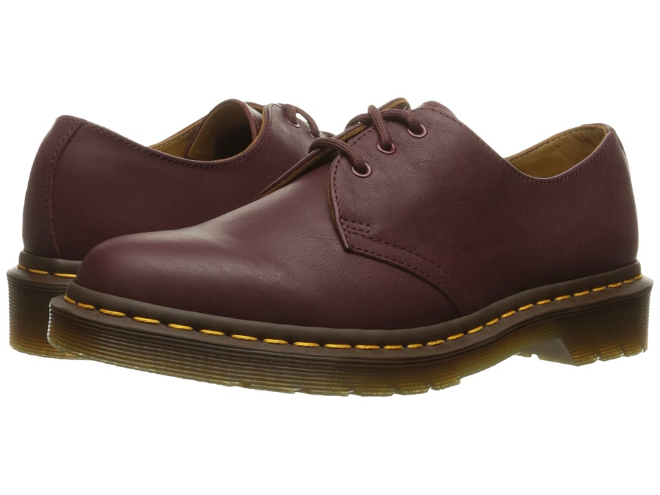 Dr. Martens 1461 W (Cherry Red Virginia) Women