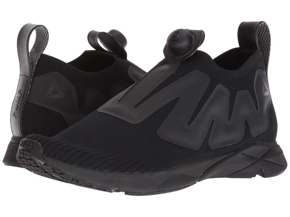 Reebok Pump Supreme ULTK (Black/Black) Athletic Shoes