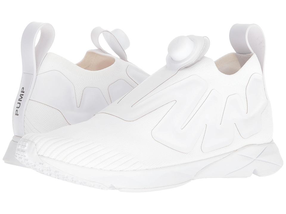 Reebok Pump Supreme ULTK (White/White) Athletic Shoes