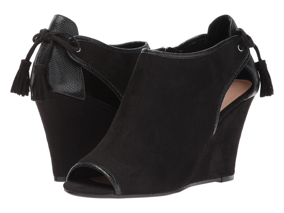 CL By Laundry Brinley (Black Suede) Women