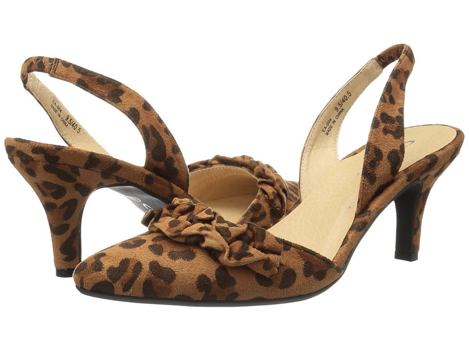 CL By Laundry Emilia (Camel Leopard) Women