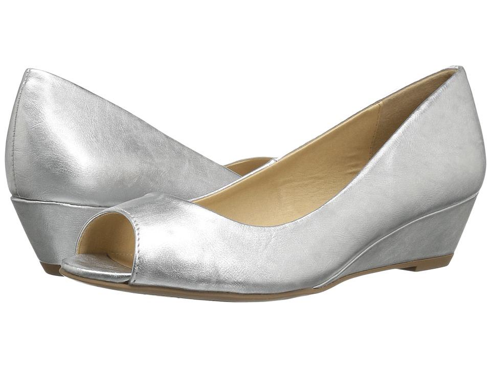 CL By Laundry Hartley (Silver Metallic) Women