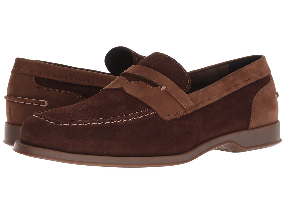Cole Haan Fleming Penny Loafer (Muir Suede) Men