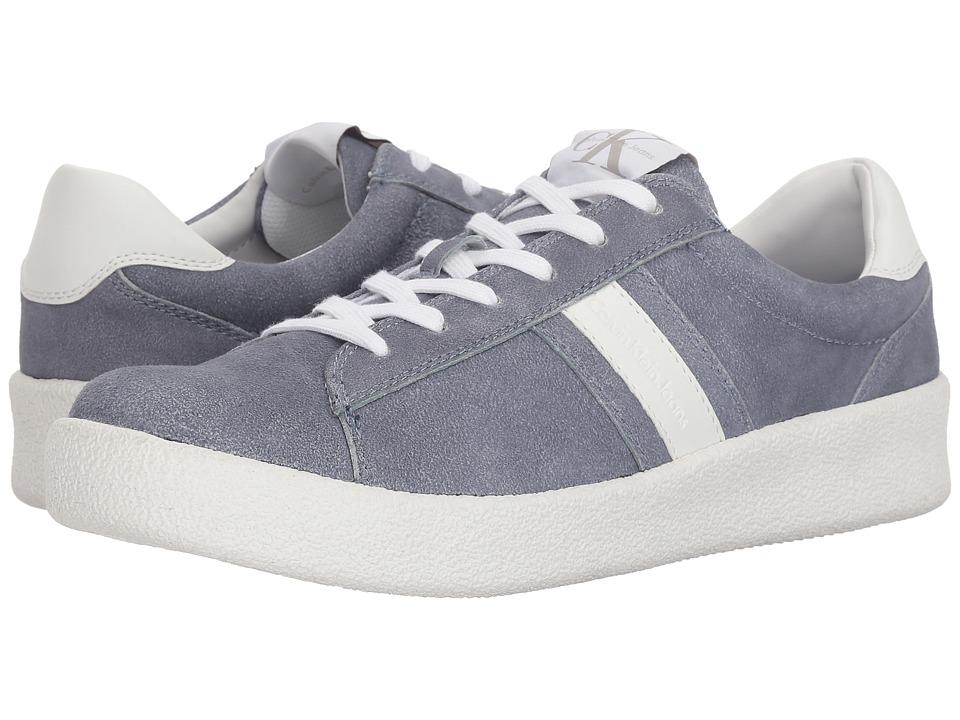 Calvin Klein Jeans Geoff (Denim Blue/White) Men