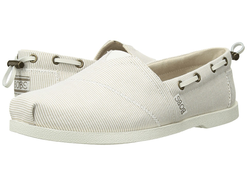 BOBS from SKECHERS Chill Luxe Sunset Cruise (Natural) Women