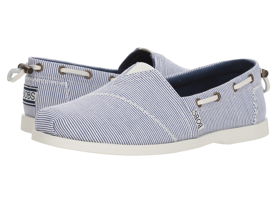 BOBS from SKECHERS Chill Luxe Sunset Cruise (Navy) Women