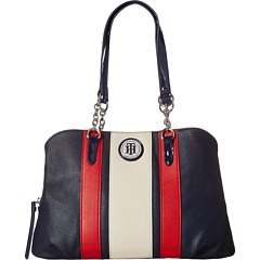 agnes-satchel by tommy-hilfiger