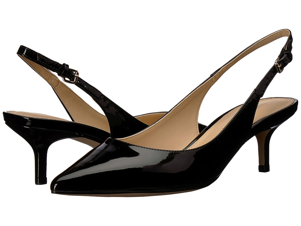 Ivanka Trump Aleth (Black New Patent Leather) Women