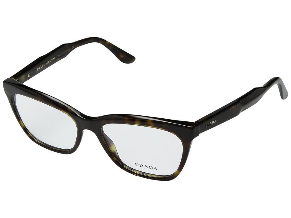 Prada - 0PR 24SV (Black) Fashion Sunglasses