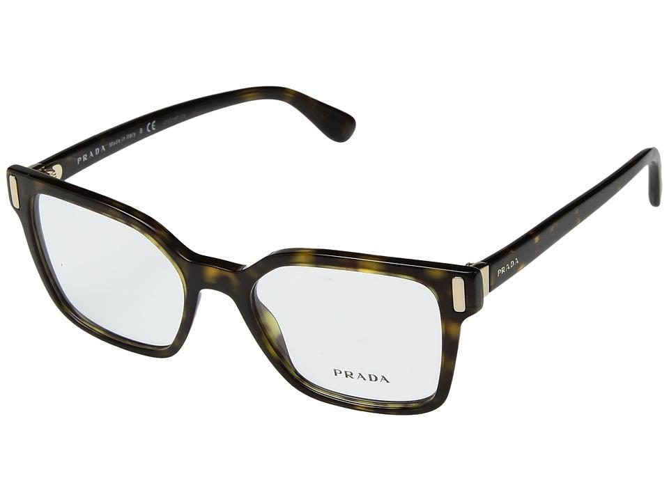 Prada - 0PR 05TV (Black) Fashion Sunglasses