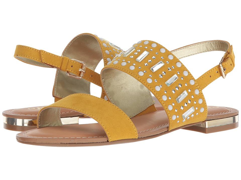 CARLOS by Carlos Santana Verity Sandal (Marigold) High Heels