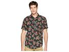 Short Sherman Sleeve Plaid Tropic Ben Shirt w5qAgnd