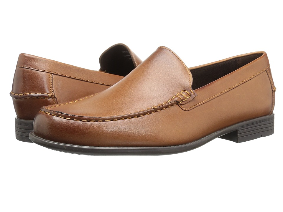 Cole Haan Dustin Venetian Loafer (British Tan Leather) Men