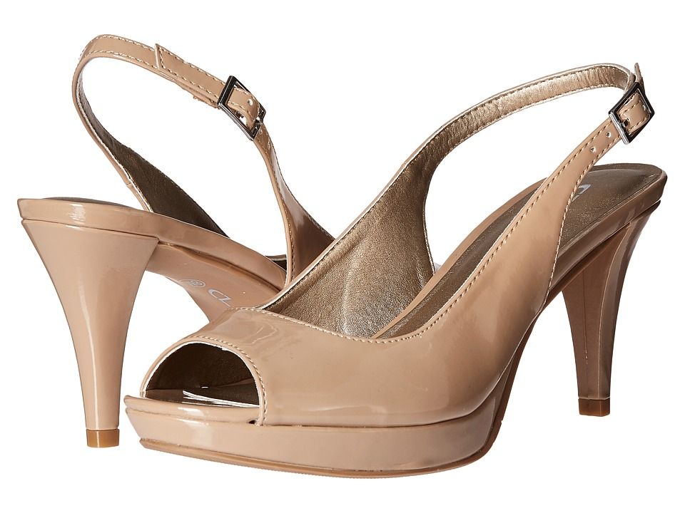 CL By Laundry Ciara (New Nude Patent) Women