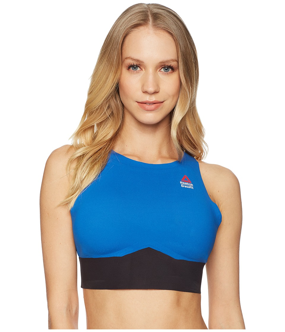 Reebok Crossfit Paddle Halter (Awesome Blue) Women
