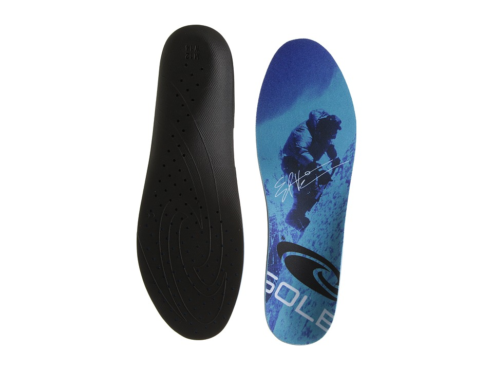 SOLE - Signature EV Ultra (Blue/Black) Insoles Accessories Shoes