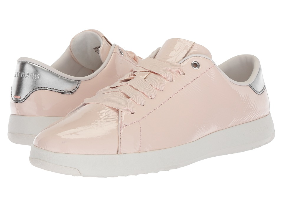 Cole Haan Grandpro Tennis (Peach Blush Patent) Women
