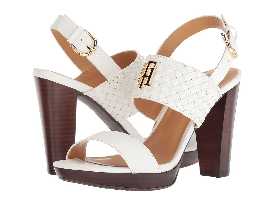 Tommy Hilfiger Evely (White) Women