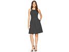 Nine West Mini Dot Halter Dress