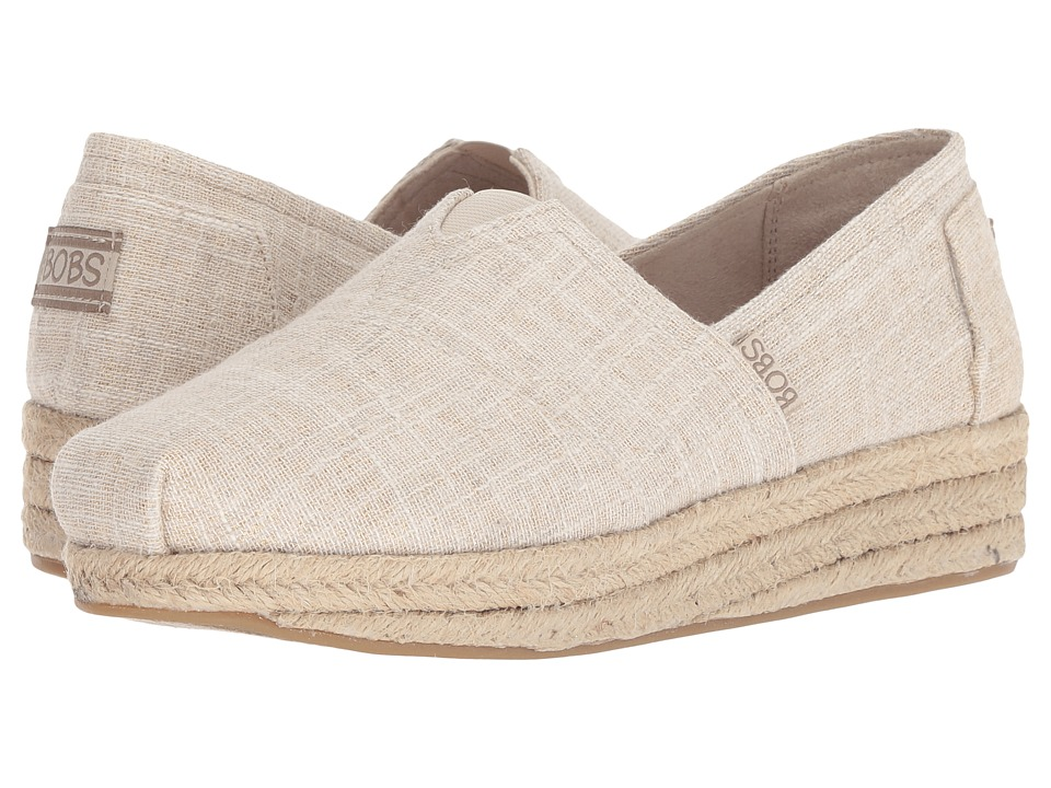 BOBS from SKECHERS Highlights Sand Sparkle (Natural) Women