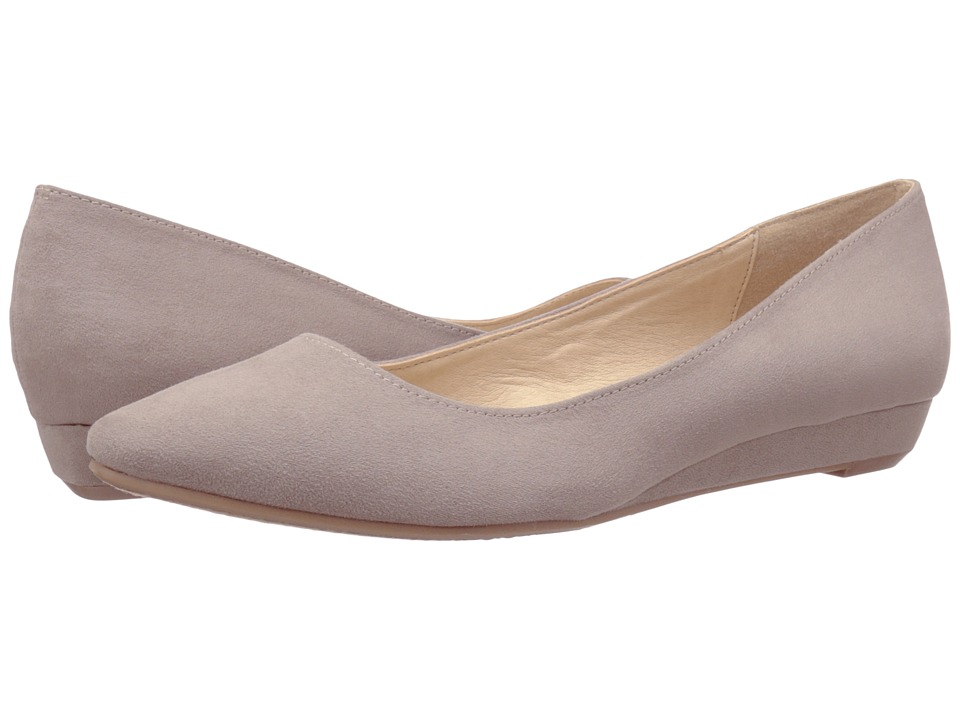 CL By Laundry Suzie (Dark Taupe Suede) Women