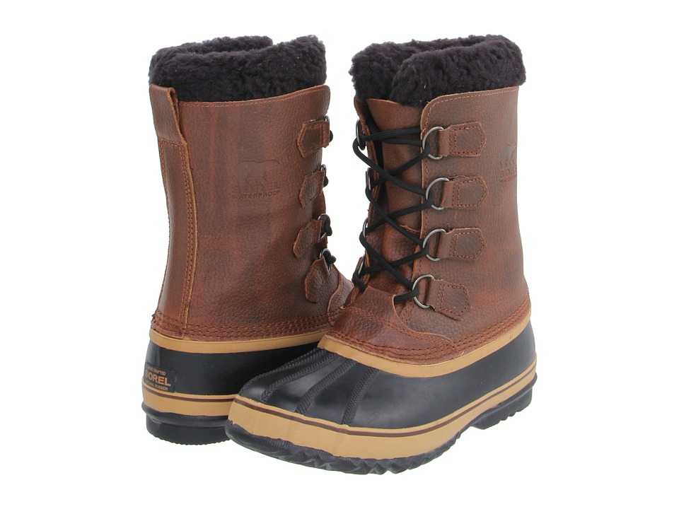 SOREL - 1964 Pac T 2 (Brown) Men's Cold Weather Boots