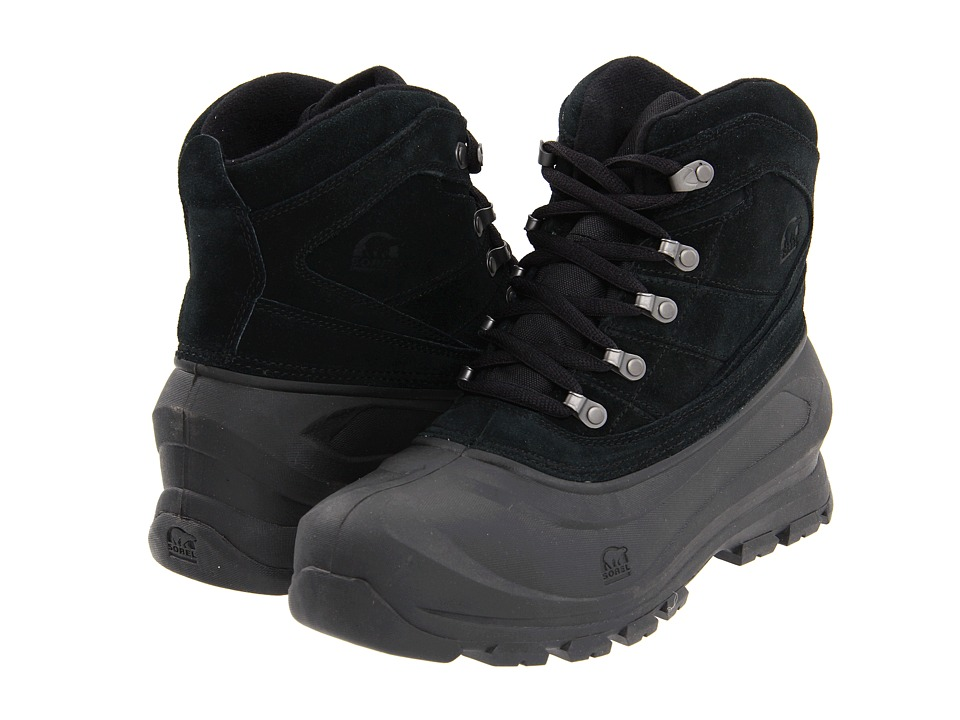 SOREL - Cold Mountain (Black) Men