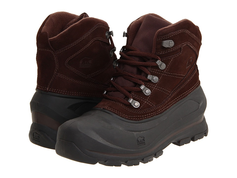 SOREL - Cold Mountain (Bracken) Men's Cold Weather Boots