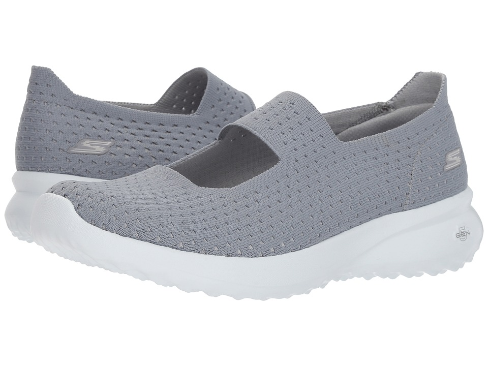 SKECHERS Performance On-The-Go City 3.0 Lively (Gray) Women