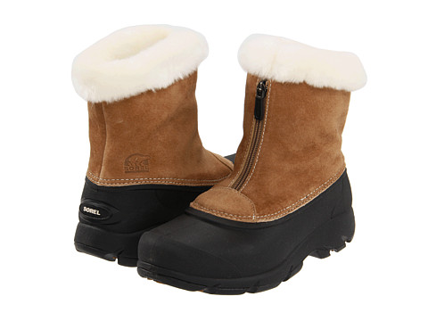 SOREL - Snow Angel Zip (Rootbeer) Women's Cold Weather Boots